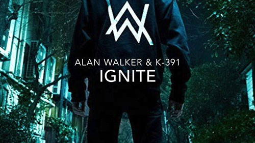 دانلود آهنگ Ignite از Alan Walker آلن واکر