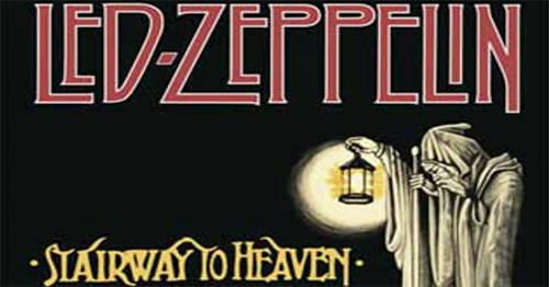 دانلود آهنگ Stairway To Heaven از لدزپلین Led Zeppelin