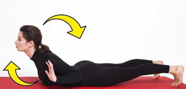 تست سلامت کلی بدن با این حرکات