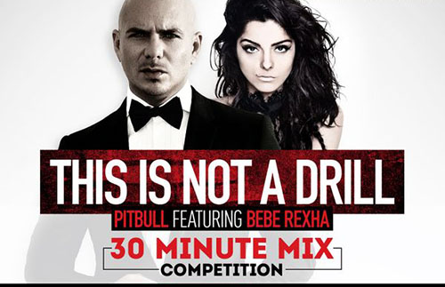 دانلود آهنگ This Is Not a Drill از pitbull پیت بول