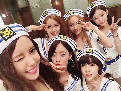بهترین آهنگ های T ara تی آرا ، گروه کره ای