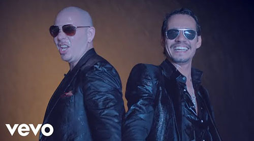 دانلود آهنگ rain over me از Pitbull و Marc Anthony