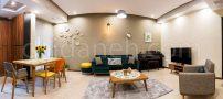 دکوراسیون خانه کوچک سمانه در یوسف آباد تهران