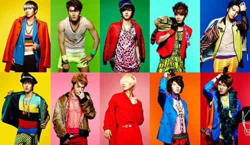 بهترین آهنگ های Super Junior سوپر جونیور