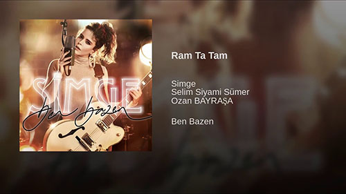 دانلود آهنگ Ram Ta Tam از Simge سیمگه