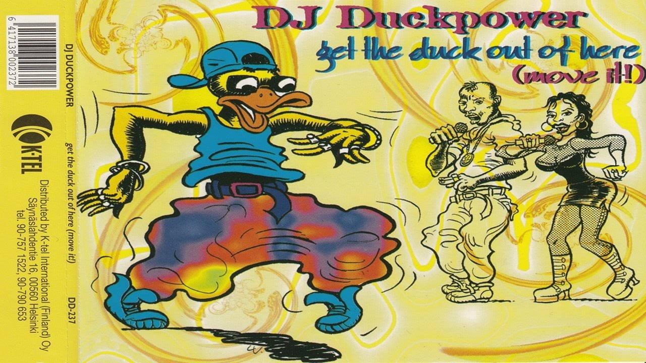 دانلود آهنگ Get the Duck out of Here از DJ Duckpower