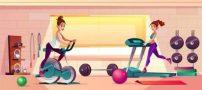 نکاتی درباره ورزش در دوران پریودی برای خانم های جوان
