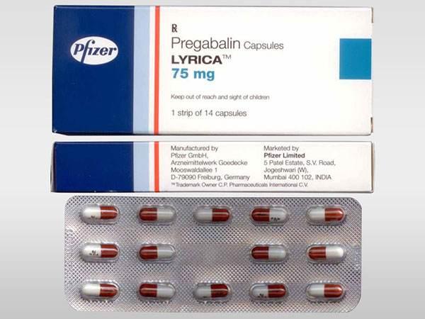 کپسول پرگابالین Pregabalin دستور و نحوه مصرف