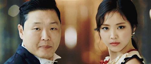 بهترین آهنگ های PSY سای خواننده رپ کره ای