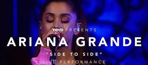 دانلود آهنگ Side To Side از Ariana Grande آریانا گرانده