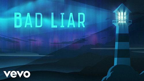 دانلود آهنگ bad liar از Imagine Dragons ایمجین دراگنز