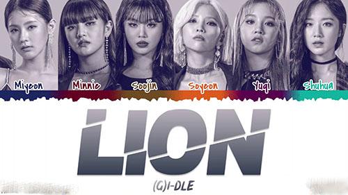 بهترین آهنگ های G idle جی آیدل ، گروه کره ای