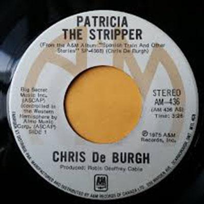 دانلود آهنگ Patricia the Stripper از Chris de Burgh