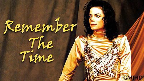 دانلود آهنگ Remember The Time از Michael Jackson