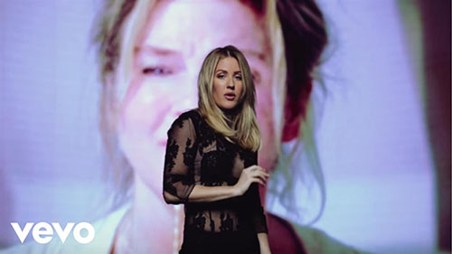 دانلود آهنگ Still falling for you از Ellie Goulding الی گولدینگ