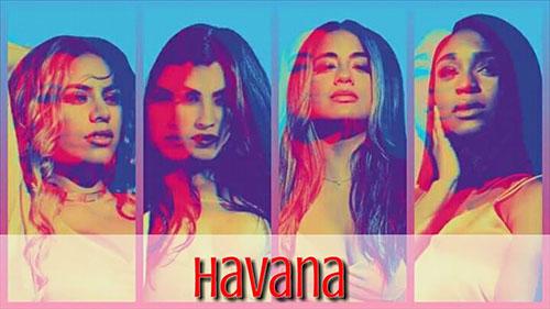 دانلود آهنگ Havana از fifth harmony فیفت هارمونی