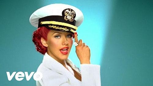 دانلود آهنگ Candyman از Christina Aguilera کریستینا آگیلرا