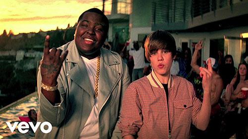 دانلود آهنگ Eenie Meenie از Justin Bieber جاستین بیبر