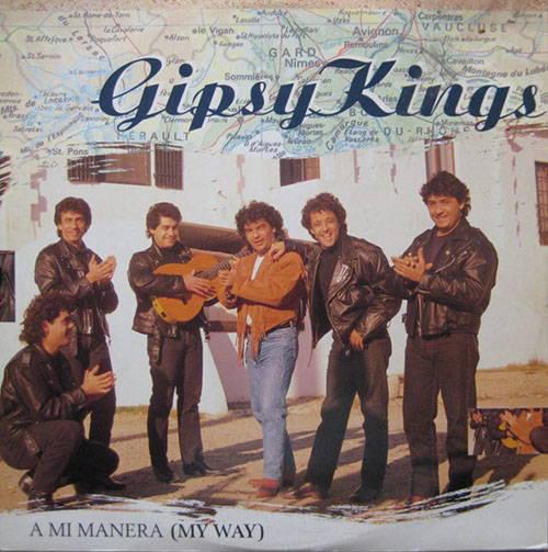 دانلود آهنگ a mi manera از Gipsy Kings جیپسی کینگ