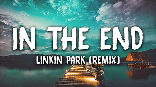 دانلود آهنگ In The End از linkin park لینکین پارک