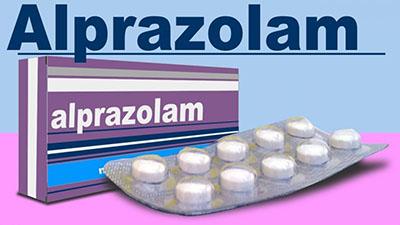قرص آلپرازولام Alprazolam برای چه مصرف میشود؟
