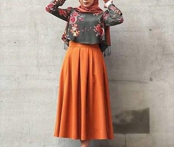 مدل بلوز دامن خانگی شیک ایرانی 98