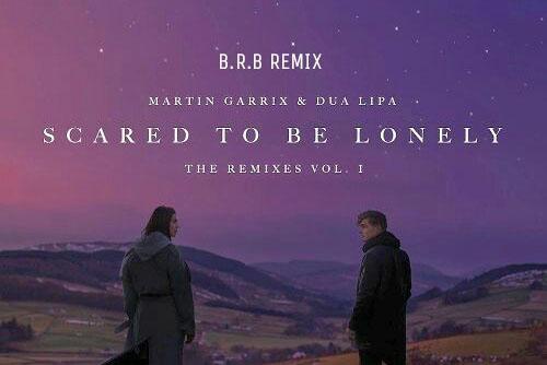 دانلود آهنگ Scared to Be Lonely از dua lipa دوا لیپا
