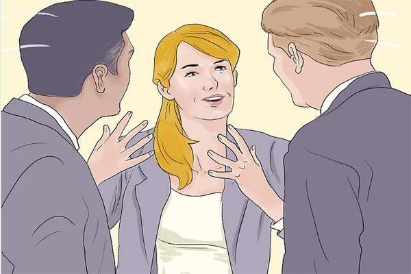 مفاهیم پایه زبان بدن ، آموزش زبان بدن در سخنرانی و مذاکره