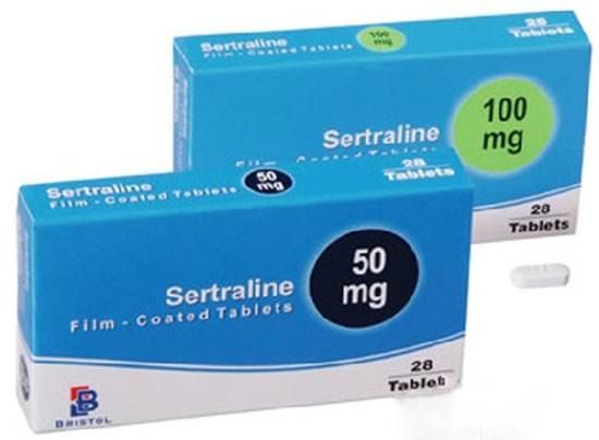 قرص سرترالین Sertraline برای چیست؟