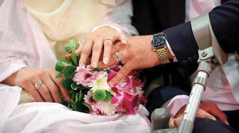 آیا با یک فرد دارای معلولیت ازدواج می کنید؟