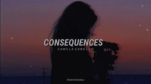 دانلود آهنگ consequences از camila cabello کامیلا کابیو