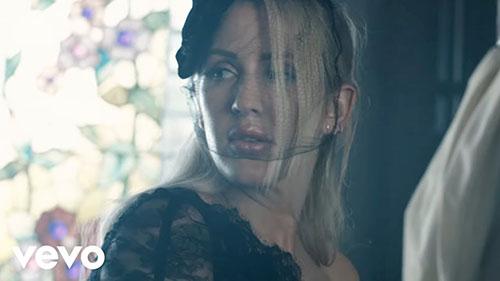 دانلود آهنگ First time از Ellie Goulding الی گولدینگ