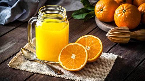 آب پرتقال بخورید تا استرس سراغتان نیاید