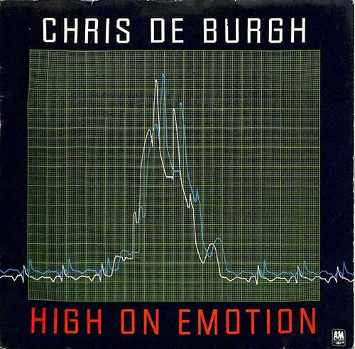 دانلود آهنگ High on Emotion از Chris de Burgh کریس دی برگ