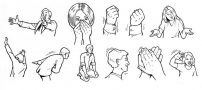 زبان بدن ، 13 علامت دست و مفهوم آن ها