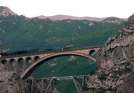 پل ورسک در کجا قرار دارد؟ از مسیر سفر لذت ببرید