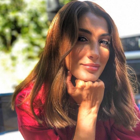 عکسهای مروه اوفلاز Merve Oflaz بازیگر زیبای ترکیه ای