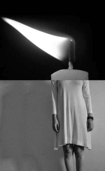 تصاویر سیاه و سفید مفهومی ،هنری و جذاب