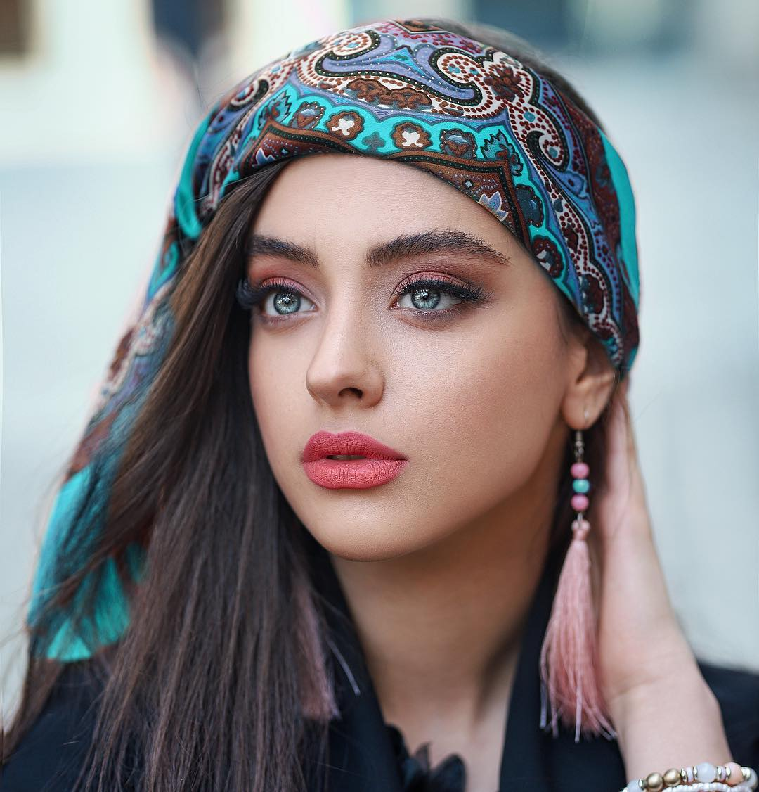 عکسهای کیمیا حسینی مدل در اینستاگرام