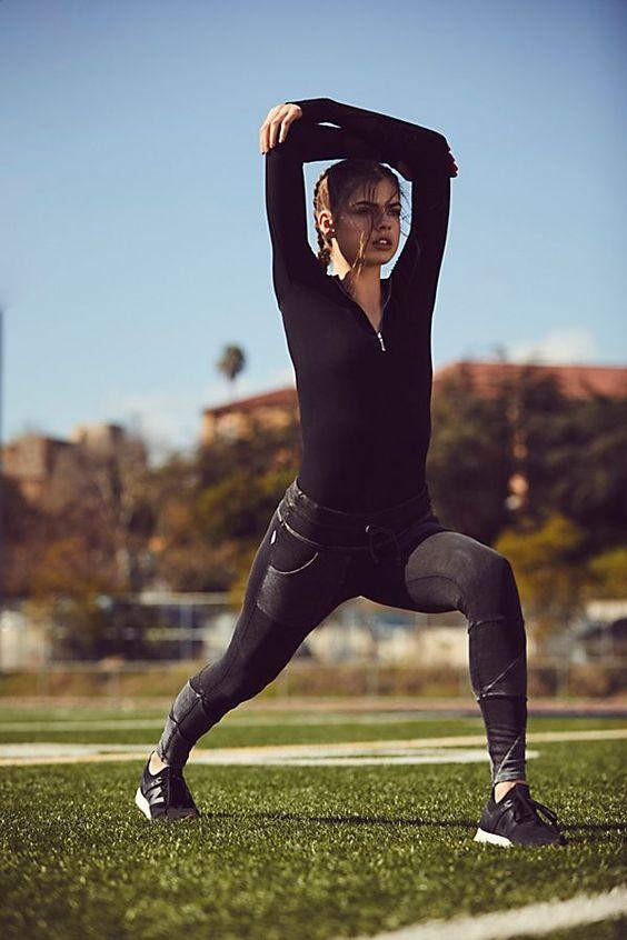 پروفایل ورزشی بدنسازی و فیتنس دخترونه