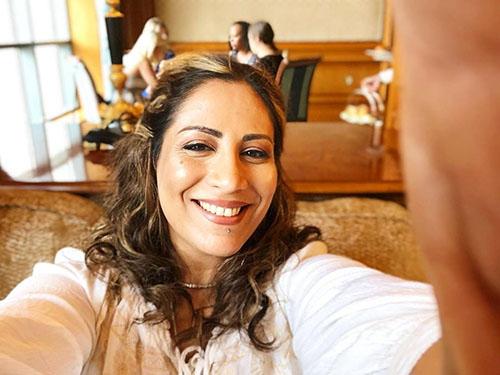 بیوگرافی سارا نائینی خواننده +زندگی شخصی