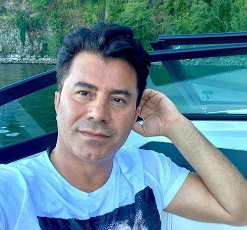 بیوگرافی جمشید خیری مقدم خواننده ایرانی +همسر و زندگی شخصی
