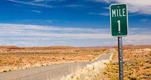 هر مایل چند کیلومتر است؟