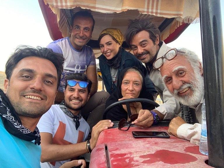 بیوگرافی زهرا بهروزمنش بازیگر +عکسهای اینستاگرام