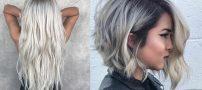 مدل های رنگ مو دخترانه فانتزی مد سال 2020
