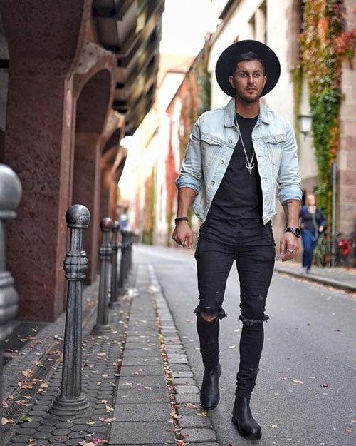 ست های جدید لباس مردانه سال 1400
