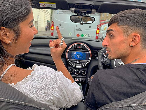بیوگرافی زخمی خواننده رپ ،همسر سوگند
