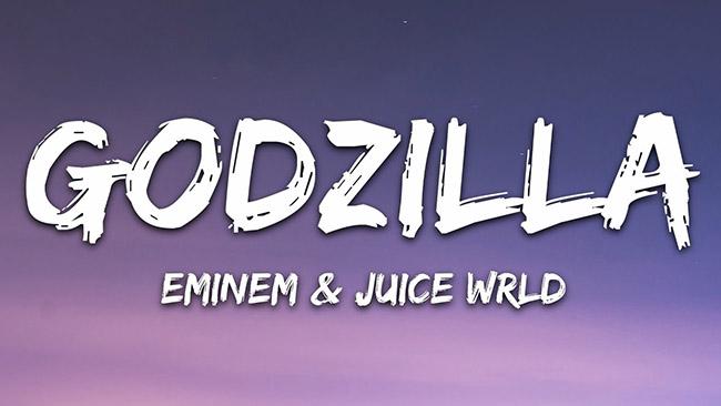 دانلود آهنگ امینم گودزیلا Eminem Godzilla