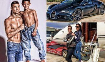 نگاهی به کلکسیون خودروهای لوکس کریس رونالدو