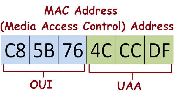 آدرس مک ویندوز ، mac لپتاپ و کامپیوتر را چطور پیدا کنیم؟
